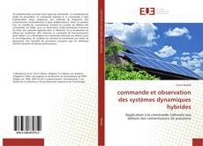Couverture de commande et observation des systèmes dynamiques hybrides
