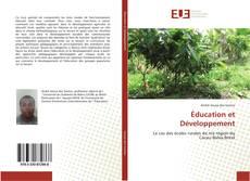 Copertina di Éducation et Développement