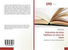 Portada del libro de Evaluation du bilan lipidique au cours du lupus