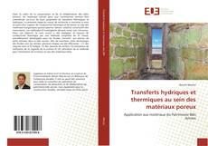 Bookcover of Transferts hydriques et thermiques au sein des matériaux poreux