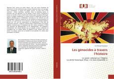 Bookcover of Les génocides à travers l'histoire