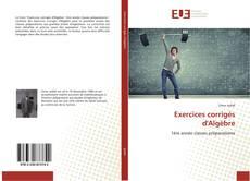Capa do livro de Exercices corrigés d'Algèbre