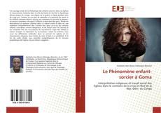 Buchcover von Le Phénomène enfant-sorcier à Goma
