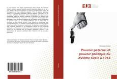 Bookcover of Pouvoir paternel et pouvoir politique du XVIème siècle à 1914
