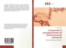 Portada del libro de Comprendre la conceptualisation de Performance des entreprises