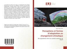 Couverture de Perceptions et formes d'adaptation au changement climatique