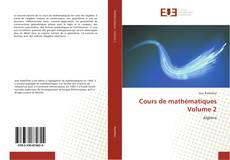 Bookcover of Cours de mathématiques Volume 2