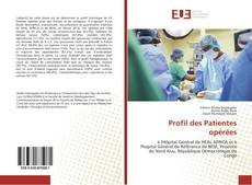 Copertina di Profil des Patientes opérées