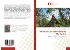 Portada del libro de Poème d'une Termitière de Me Pacéré