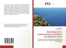Couverture de Évaluation de la contamination métallique du sédiment marin