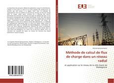 Portada del libro de Méthode de calcul de flux de charge dans un réseau radial
