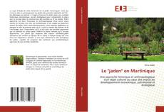 "Couverture de Le ""jaden"" en Martinique"