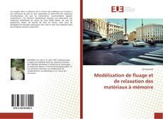 Обложка Modélisation de fluage et de relaxation des matériaux à mémoire