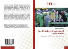 Couverture de Modélisation,simulation et optimisation