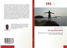 Bookcover of Le vocatiomètre