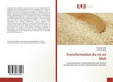 Bookcover of Transformation du riz au Mali