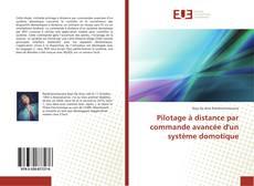 Bookcover of Pilotage à distance par commande avancée d'un système domotique
