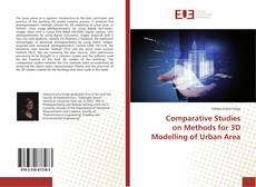 Capa do livro de Comparative Studies on Methods for 3D Modelling of Urban Area