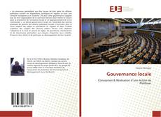 Bookcover of Gouvernance locale