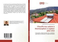 Portada del libro de Chauffe-eau solaire à thermosiphon à capteur plan vitré
