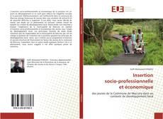 Bookcover of Insertion socio-professionnelle et économique