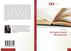 Buchcover von Six Sigma Project Management