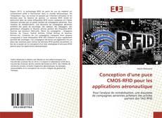Conception d'une puce CMOS-RFID pour les applications aéronautique kitap kapağı
