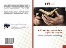 Bookcover of Ethique des pauvres dans l'Epître de Jacques