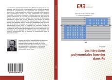 Bookcover of Les itérations polynomiales bornées dans Rd