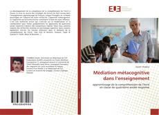 Couverture de Médiation métacognitive dans l'enseignement