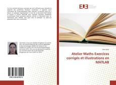 Atelier Maths Exercices corrigés et illustrations en MATLAB kitap kapağı