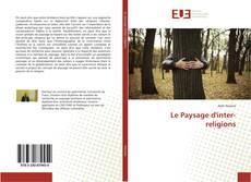 Le Paysage d'inter-religions kitap kapağı