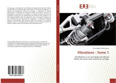 Couverture de Vibrations - Tome 1