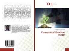 Buchcover von Changement climatique agricol
