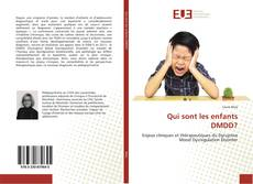 Capa do livro de Qui sont les enfants DMDD?