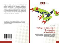 Borítókép a  Biologie et Ecologie de deux espèces d'Amphibiens - hoz