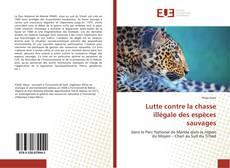 Bookcover of Lutte contre la chasse illégale des espèces sauvages