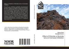 Bookcover of Effect of Chloride or Bromide Ions on Corrosion Inhibition