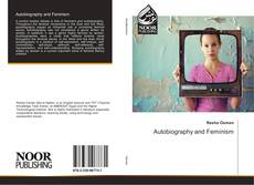 Couverture de Autobiography and Feminism