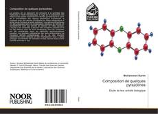 Bookcover of Composition de quelques pyrazolines