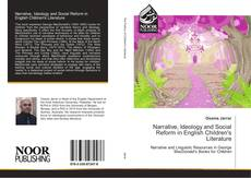 Portada del libro de Narrative, Ideology and Social Reform in English Children's Literature