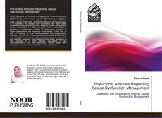 Bookcover of Physicians' Attitudes Regarding Sexual Dysfunction Management