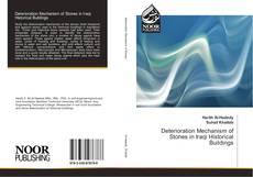 Buchcover von Deterioration Mechanism of Stones in Iraqi Historical Buildings