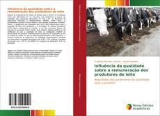 Buchcover von Influência da qualidade sobre a remuneração dos produtores de leite