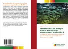 Bookcover of Transferência de energia Förster em corantes encapsulados em Zeólita L