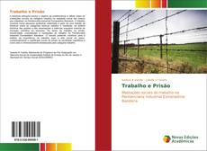 Capa do livro de Trabalho e Prisão