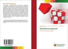 Capa do livro de Geometria Espacial