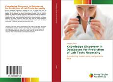 Обложка Knowledge Discovery in Databases for Prediction of Lab Tests Necessity