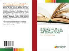 Capa do livro de Distribuição de Chaves Criptográficas em Redes de Sensores Sem Fio