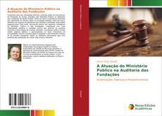 Capa do livro de A Atuação do Ministério Público na Auditoria das Fundações